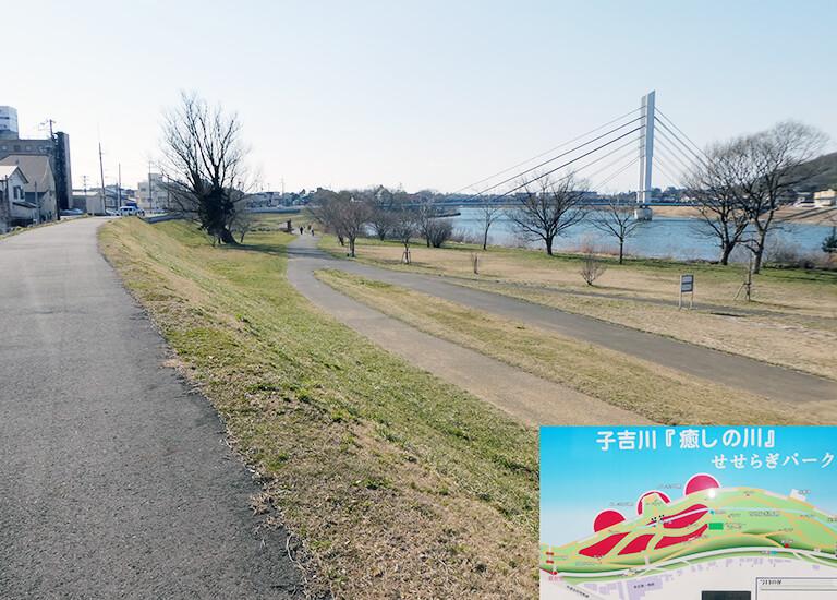 空間利用調査(秋田県由利本荘市地内)